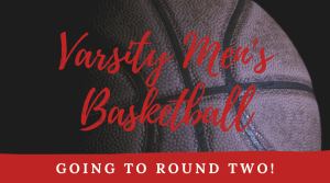 1st Round Varsity Men's Basketball Video
