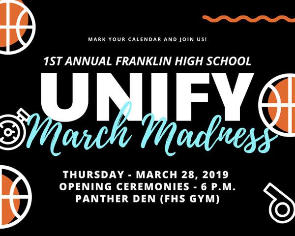 Unify Basketball Game