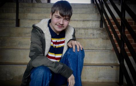 Student Spotlight: Billy Lackey