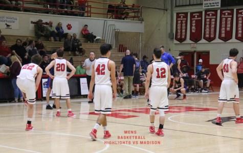 1st Round Varsity Men's Basketball Video