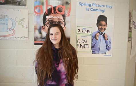 Student Spotlight: Jade Field