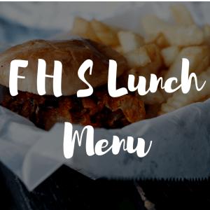 Lunch Menu: Week of September 16