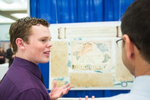1504-31 069 1504-31 FHSS Fulton Poster Conference April 9, 2015 Photo by Aaron Cornia © BYU PHOTO 2015 All Rights Reserved photo@byu.edu  (801)422-7322