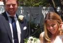 A Zoom Wedding With a Salute to Sweden