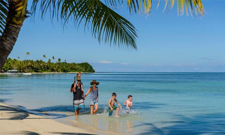 Plantation Island Resort's Family Treat Rewarded
