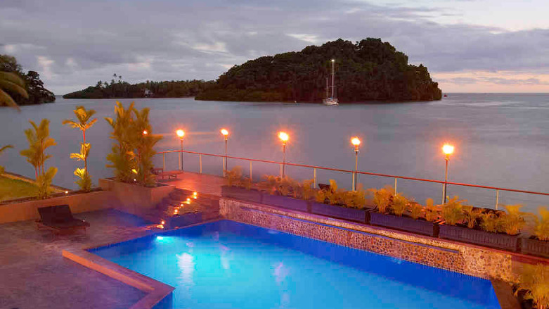 Novotel Suva Lami Bay