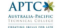 Australia-Pacific Technical College (APTC) Logo