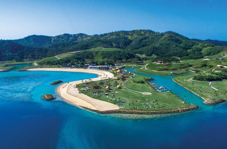 Vunabaka Bay Fiji