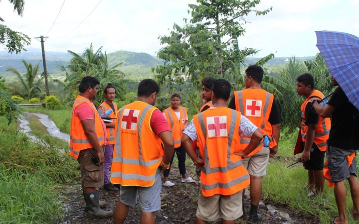 Red Cross warning over bushfire recovery recruitment scam in Fiji