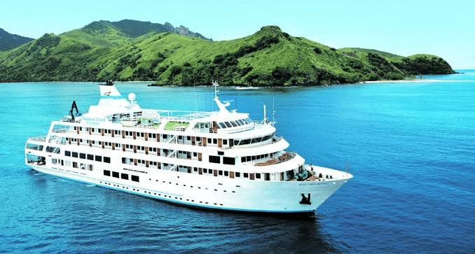 Fiji's 333 islands prepare for Kiwis' return