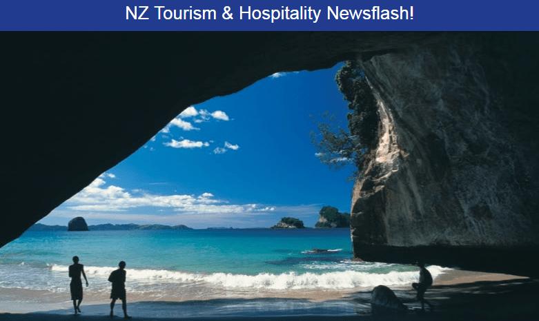 New Zealand Tourism and Hospitality Newsflash!