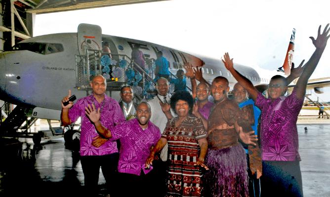 Fiji Airways Plans to renew widebodied fleet