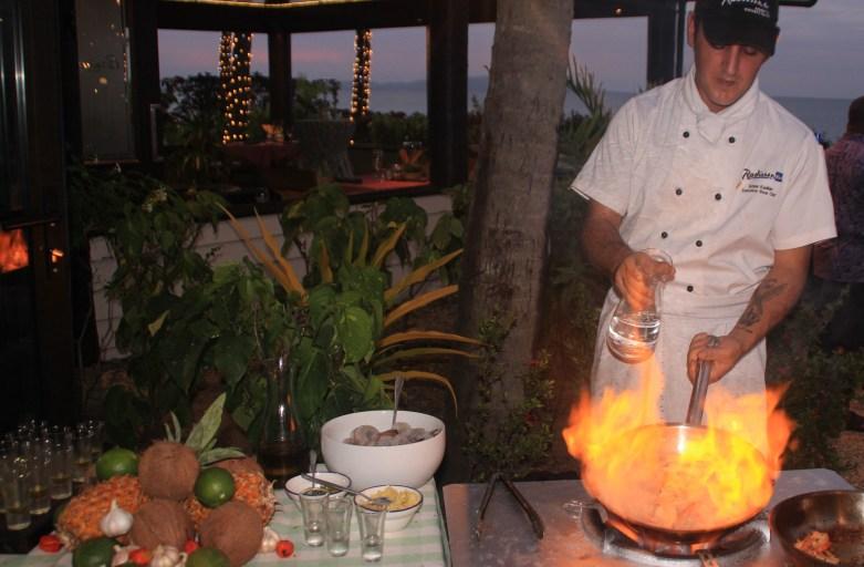 Denarau's Best Restaurants are at Radisson Blu Resort Fiji according to TripAdvisor