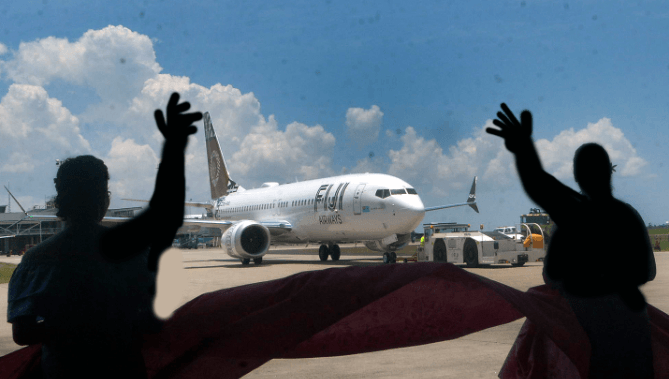 Fiji Airways Extends Flight Suspensions to end of June