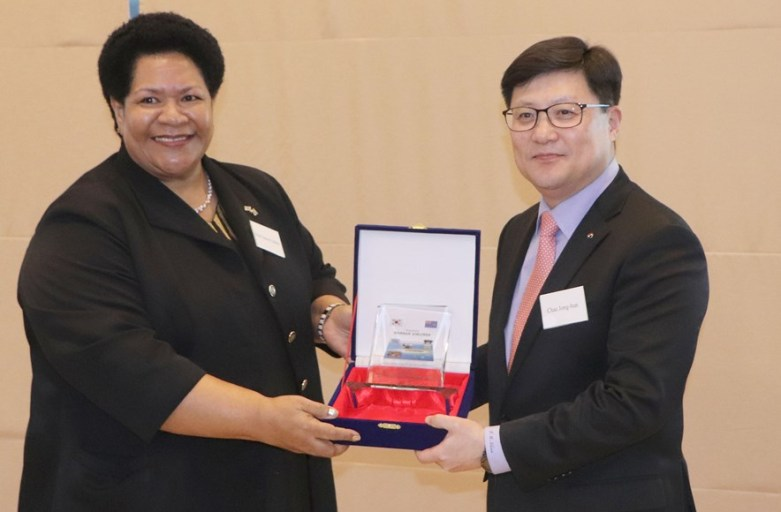 Inauguration of the Republic of Korea – Pacific Islands Trade and Tourism Promotion Project (TTPP)