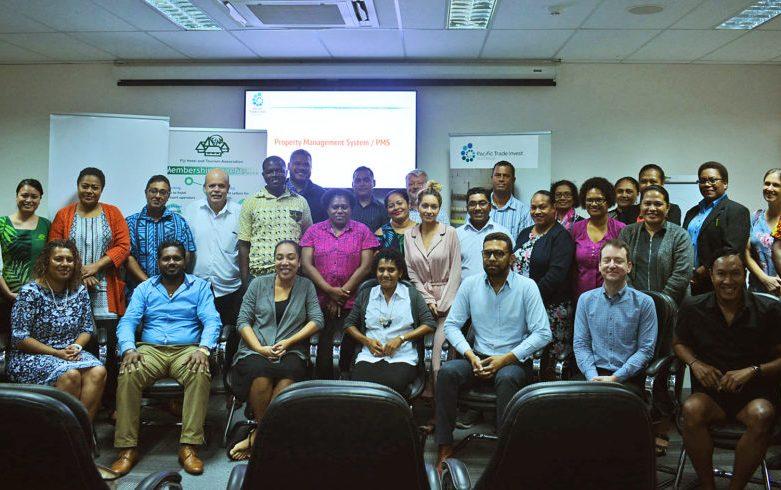 Workshop addresses digital gap in tourism sector