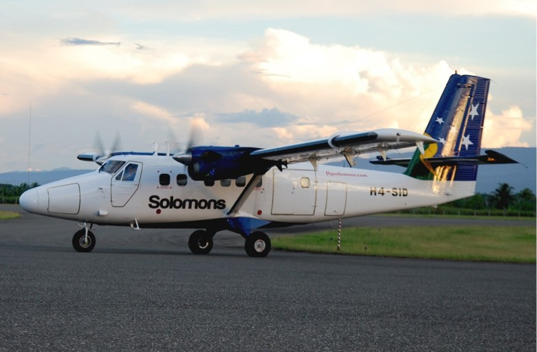 Solomon Airlines revises Kiribati and Fiji schedule