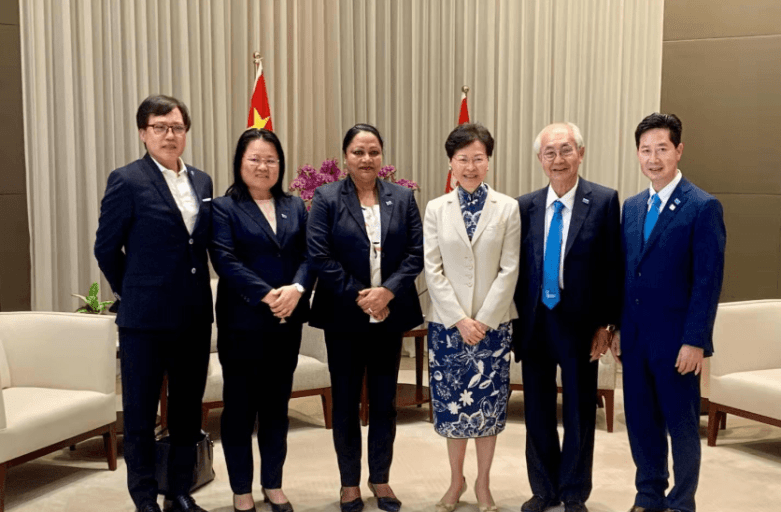 Hong Kong senior officials welcomes Fiji's interest in trade and tourism