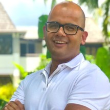 Sudhir Yadav Hotel Manager, the Sheraton Fiji Resort and the Sheraton Denarau Villas