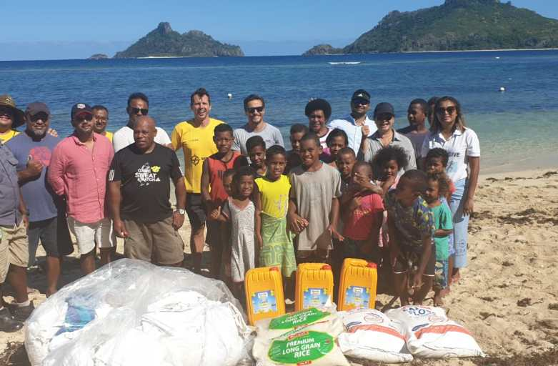 Sheraton Fiji Resort & Spa, Tokoriki Island gives back to Yanuya Village