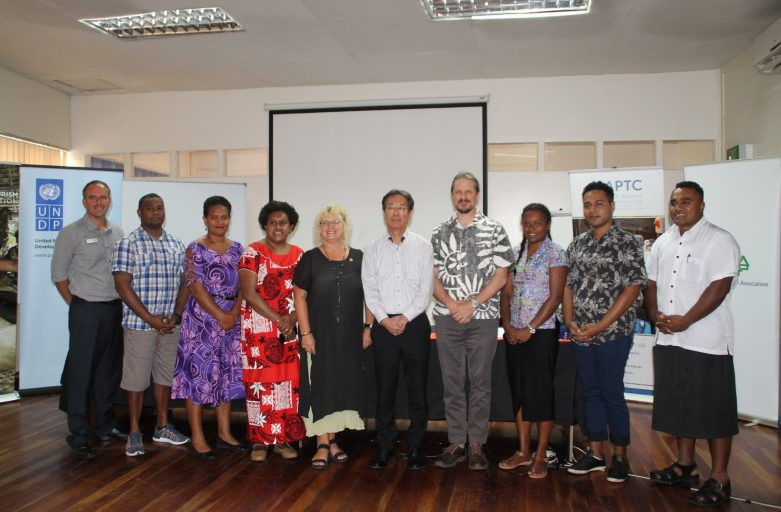Training courses benefit Fijians impacted by COVID-19