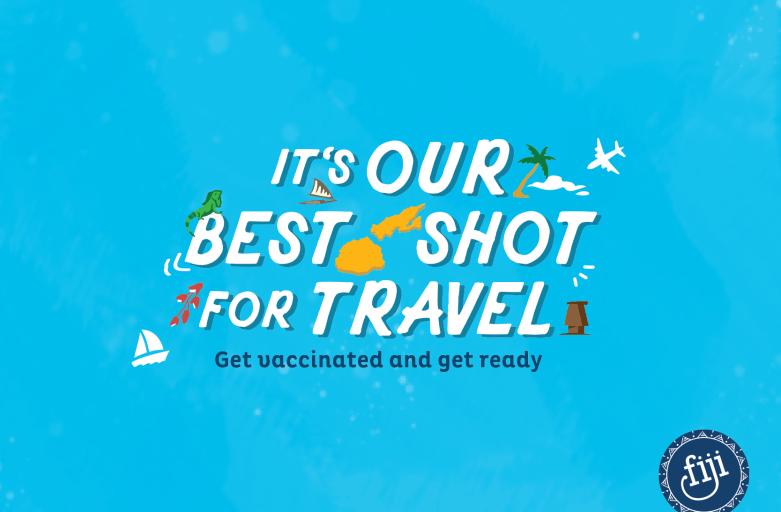 Tourism Fiji Applauds Fijians on Vaccination Rates, as We Push Towards Reopening