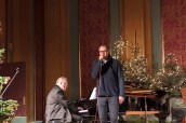 Bogdan Hołownia oraz gościnnie wspomagający L.A. Trio Mariusz Lubomski