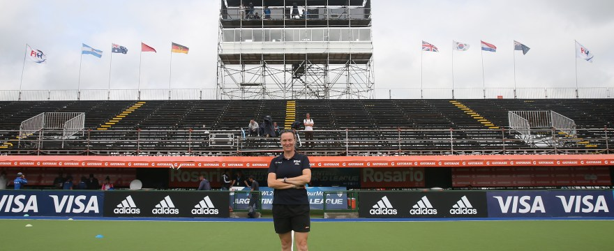 Life from a different angle | FIH