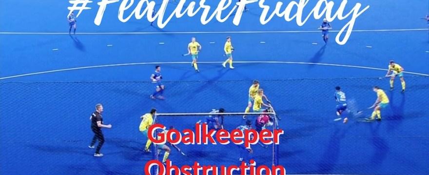 stick tackle block obstruction video referral defender