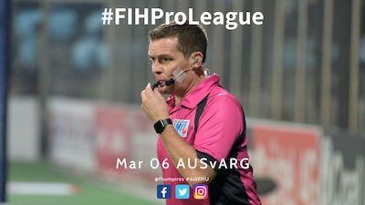 2020 Pro League M50 AUSvARG | #WeekendWatchParty