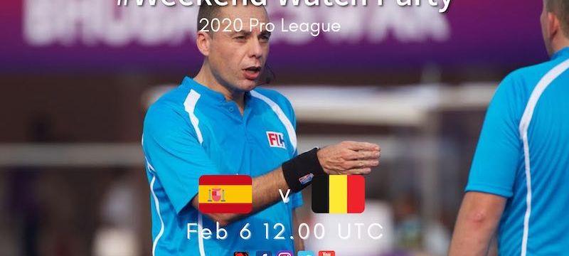 2020 Pro League | M72 ESPvBEL | #WeekendWatchParty
