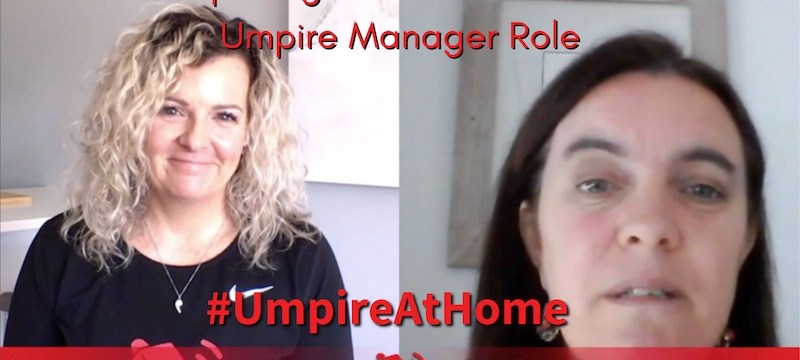 The Demands of the Umpire Manager Role with Soledad Iparraguirre | Field Hockey Umpiring Skills | #UmpireAtHome #TBT