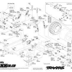 Traxxas T Maxx 3 Parts Diagram 2008 Jeep Patriot Radio Wiring Nitro Monster Rtr Tsm Eurorc