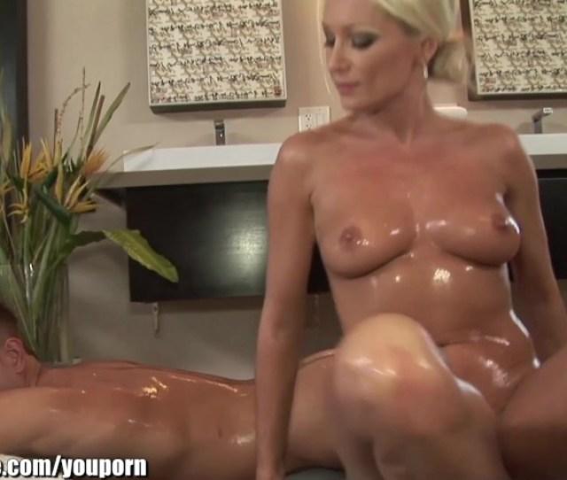 Nurumassage Blonde Babe Diana Doll Slippery Nuru Massage Free Porn Videos Youporn
