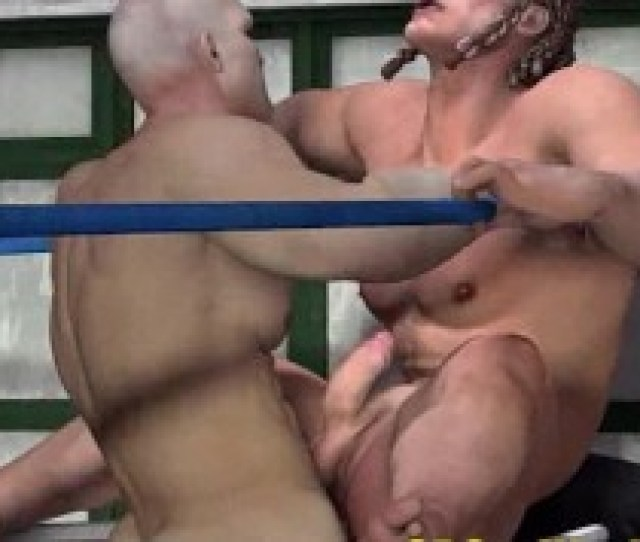 Brutal Fuck Of Muscle Guys In Boxing Ring 3d Gay Animation
