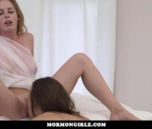 Mormongirlz Red Head Lesbian Seduces A Straight Girl
