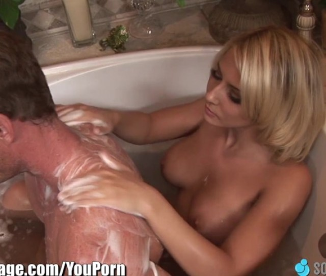 Soapymassage Busty Milf Madison Ivy Soapy Foot Job Free Porn Videos Youporn