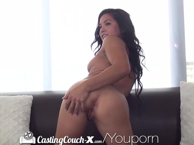 Castingcouch X Beautiful Ultimate Fighter Is Ready To Do Porn