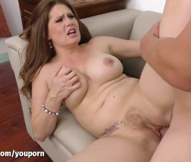 Wankz Busty Step Mom Seduces Her Step Son Free Porn Videos Youporn