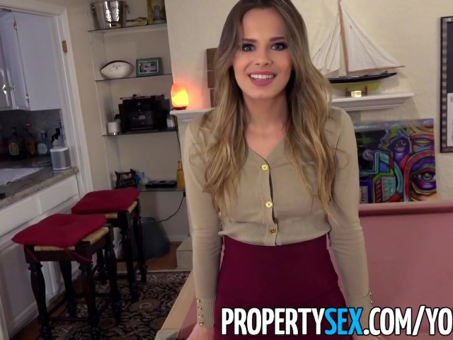 Propertysex Very Attractive Real Estate Agent Cheers Up Client Free Porn Videos Youporn