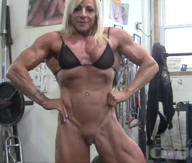 Female Bodybuilder Lacey Works Out And Masturbates Free Porn Videos Youporn