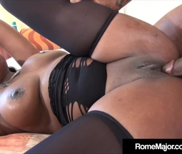Black Porn Goes Wild With Rome Major Ebony Juicy Dior Free Porn Videos Youporn