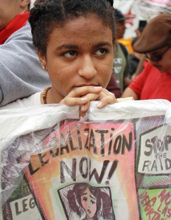 Activists deny immigration reform is dead - Photo: Jelena Kopanja.