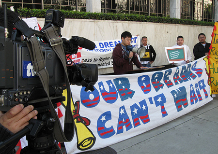 An event in support of the Dream Act in Los Angeles - Photo: Korean Resource Center/Flickr