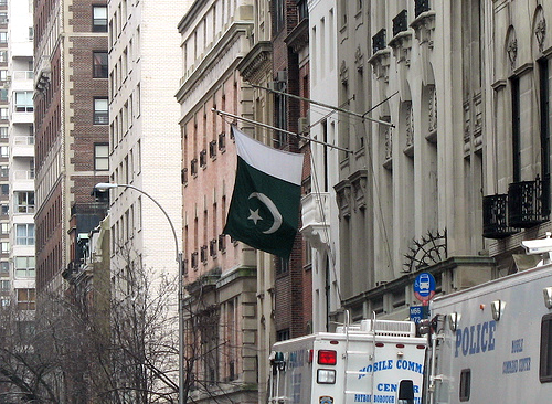 Pakistani Consulate - Photo: Leeno/Flickr