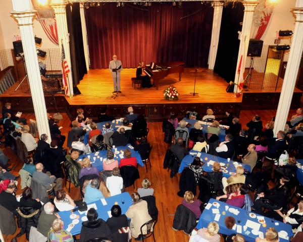 A Celebration of Chopin at the Polish and Slavic Center in New York - Photo: Marcin Zurawicz