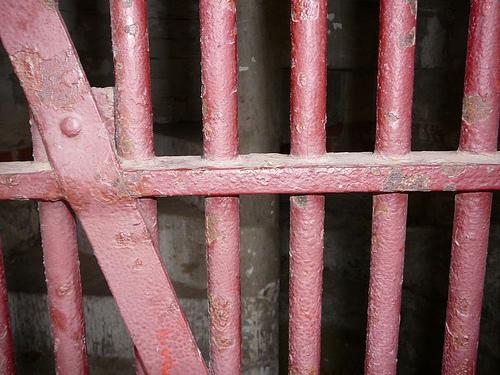 Prison Bars - Photo: moonflowerdragon/flickr