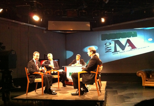 Democratic candidates for attorney general debate
