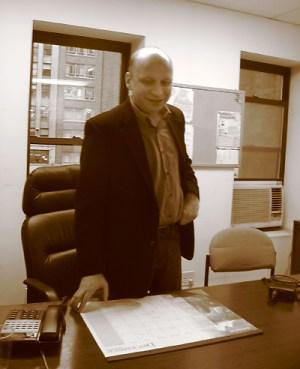 Jan Latus, editor of Nowy Djiennik