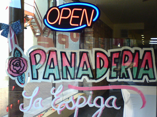 A Mexican Panaderia in Waukesha, Wisconsin